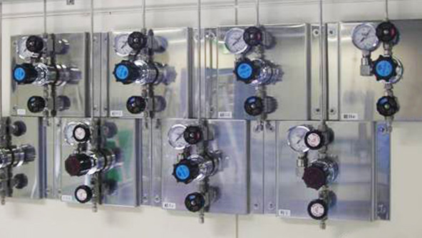 ガス供給機器