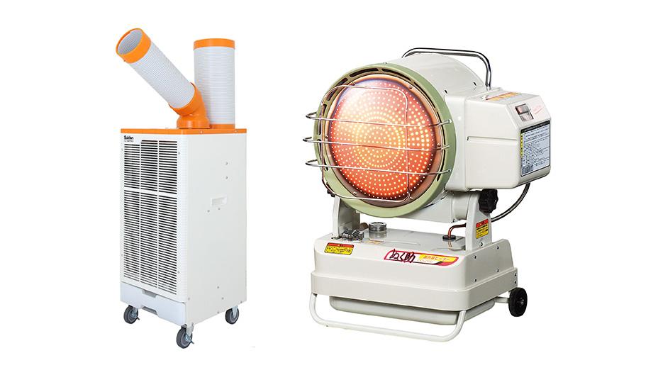 冷却・加温装置