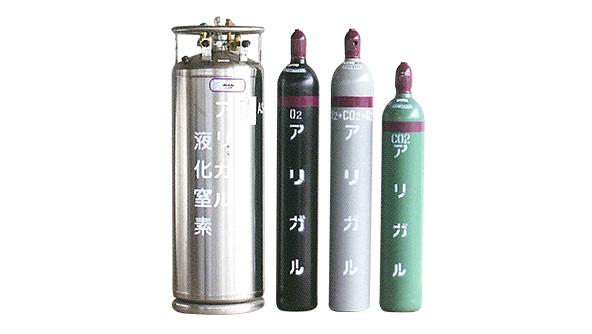 ガス置換包装