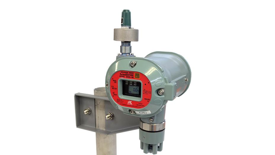ガス検知警報システム