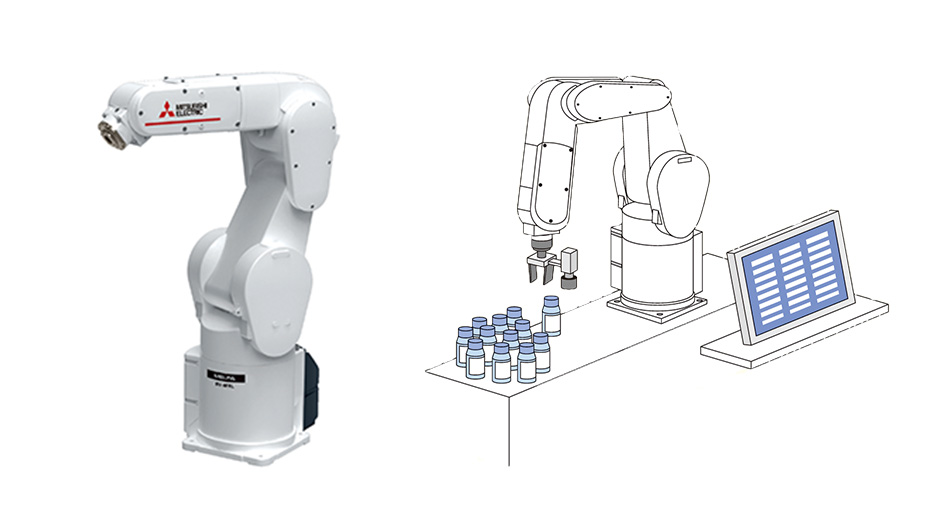 検査用・研究用ロボット