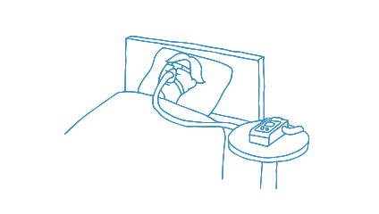CPAP(在宅持続陽圧呼吸療法)