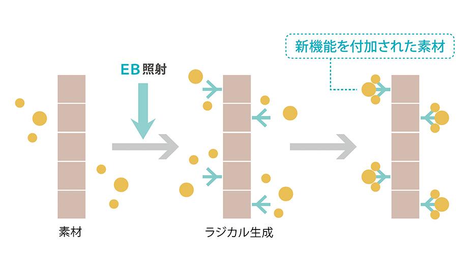EB(電子線)処理