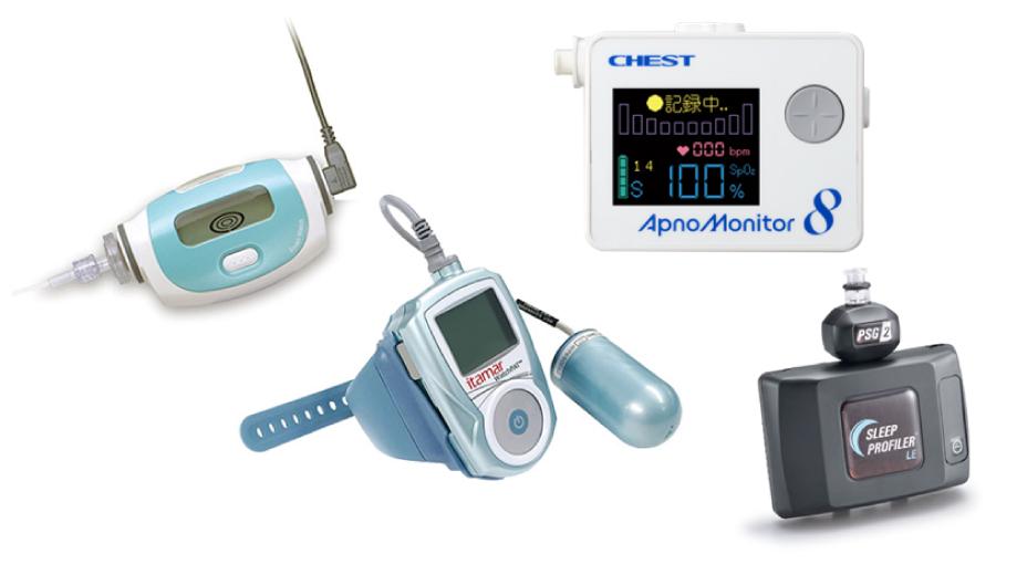 在宅持続陽圧呼吸療法(CPAP)