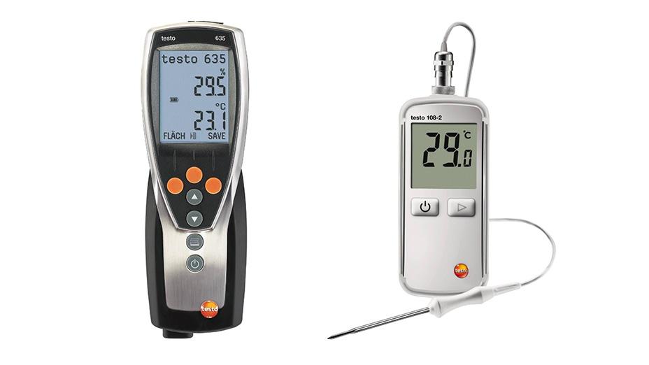 温度・湿度管理