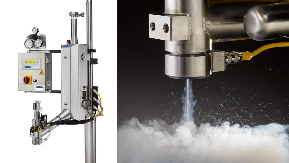 液化窒素滴下装置