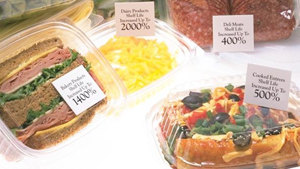 食品の品質保持