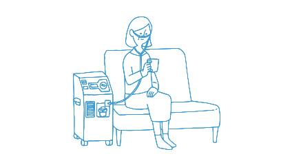 HOT(在宅酸素療法)