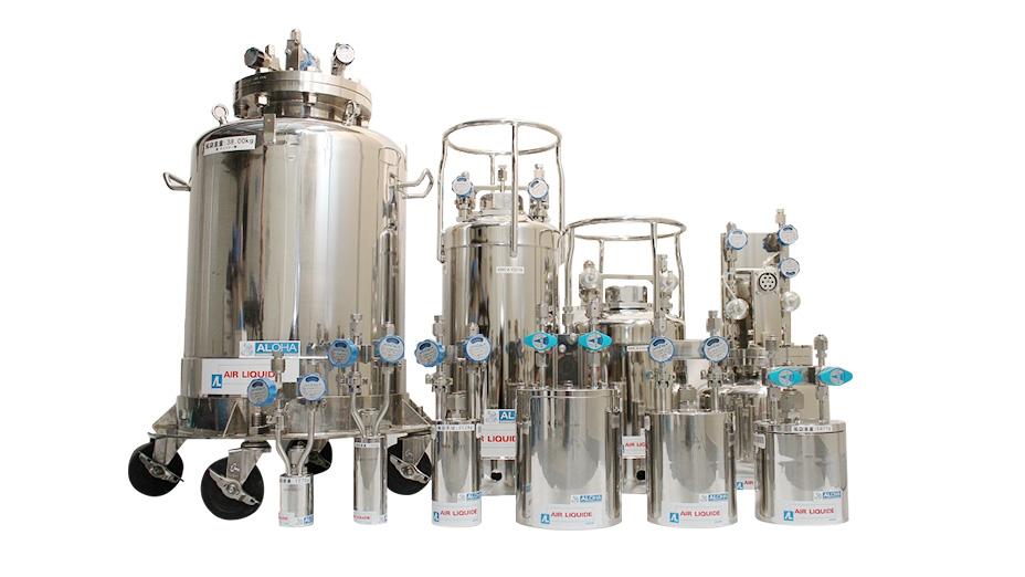 特殊材料ガスによる表面処理