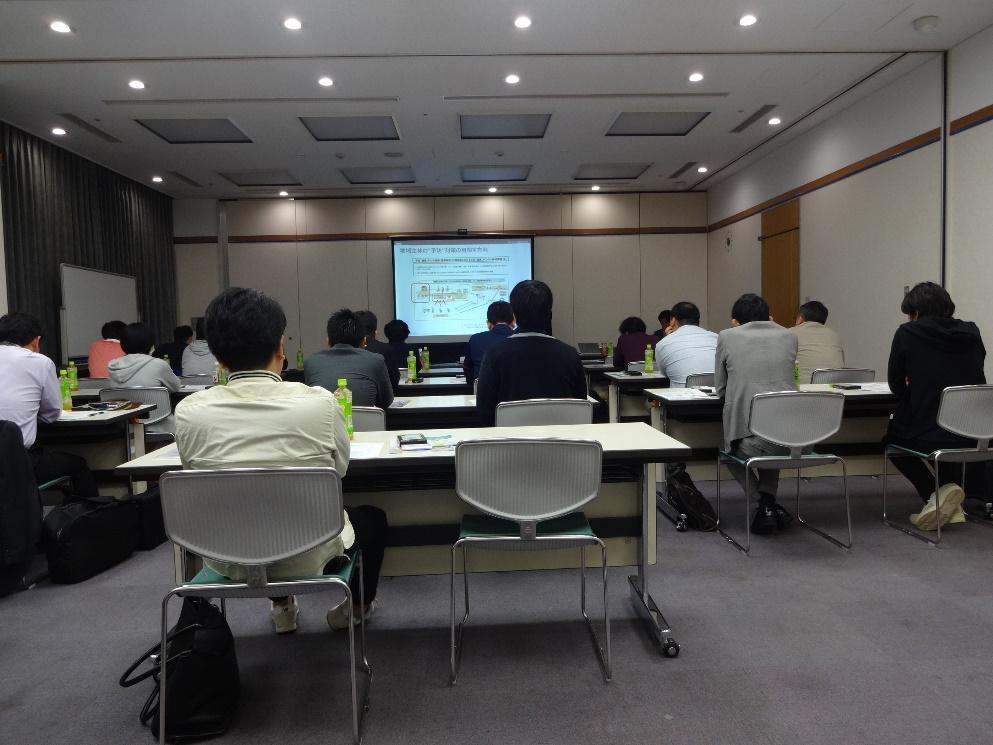 4月17日(水)「デイサービス収益改善セミナー」を開催しました(高松)